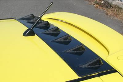 Swift - Body Kit Accessories - Chargespeed - Suzuki Swift Chargespeed Roof Fin