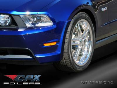 Mustang - Fender Flares - CPX - Ford Mustang CPX Urethane Foilers