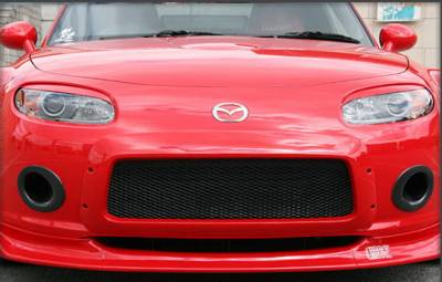 Grilles - Custom Fit Grilles - Chargespeed - Mazda Miata Chargespeed Front Grille Frame