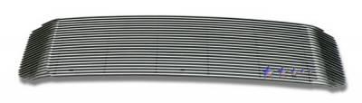 Grilles - Custom Fit Grilles - APS - Ford F450 APS Billet Grille - Upper - Aluminum - F65790A