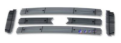 Grilles - Custom Fit Grilles - APS - Ford Excursion APS Grille - F65799H