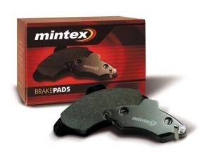 Brakes - Brake Pads - Custom - Mintex Brake Pads - Front