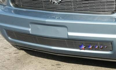 Grilles - Custom Fit Grilles - APS - Ford Mustang APS Billet Grille - Bumper - Aluminum - F66017A