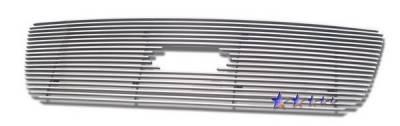 Grilles - Custom Fit Grilles - APS - Ford Ranger APS Billet Grille - Bar Style - Upper - Aluminum - F66026A