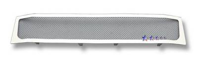 Grilles - Custom Fit Grilles - APS - Ford Flex APS Wire Mesh Grille - Upper - Stainless Steel - F75220T