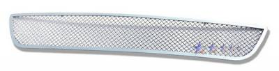 Grilles - Custom Fit Grilles - APS - Ford Expedition APS Wire Mesh Grille - Bumper - Stainless Steel - F75373T