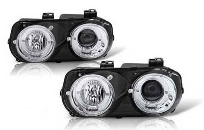 WinJet - Acura Integra WinJet Projector Headlights - WJ10-0216-01