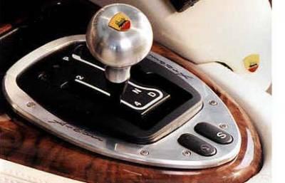 Car Interior - Interior Trim Kits - Custom - Aluminum Shift Gate