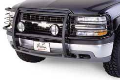 Grilles - Grille Guard - Custom - Black Grille Gaurd
