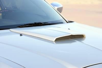 300 - Hood Scoops - Xenon - Chrysler 300 Xenon Hood Scoop - 12551