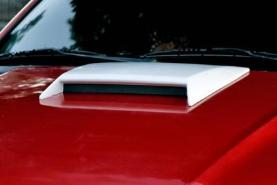 Mustang - Hood Scoops - Xenon - Ford Mustang Xenon Hood Scooop - Urethane - 12731