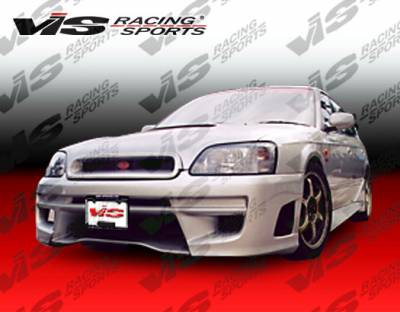 Body Kits - Hood Scoops - VIS Racing. - Subaru Legacy VIS Racing STI Hood Scoop - 00SBLEG4DSTI-009