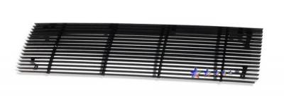 Grilles - Custom Fit Grilles - APS - Ford Bronco APS Grille - F85009H