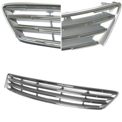 Grilles - Custom Fit Grilles - Custom - CHROME BILLET GRILLE GRILL