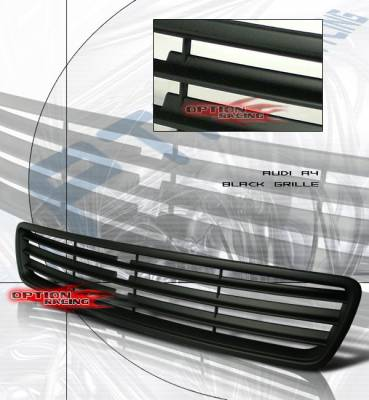 Grilles - Custom Fit Grilles - Custom - BLK SPORT ABS GRILLE GRILL