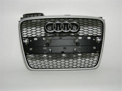 Grilles - Custom Fit Grilles - Custom - Front Chrome Grill
