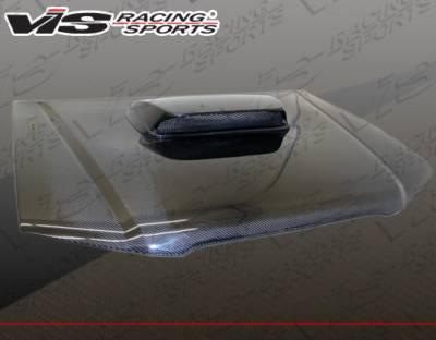 Forester - Hoods - VIS Racing - Subaru Forester VIS Racing STI Carbon Fiber Hood - 01SBFOR4DSTI-010C