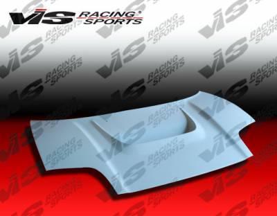 NSX - Hoods - VIS Racing - Acura NSX VIS Racing Type-R Fiberglass Hood - 02ACNSX2DTYR-010