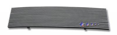 Grilles - Custom Fit Grilles - APS - Ford Explorer APS Billet Grille - Upper - Aluminum - F85053A