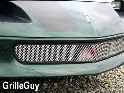 Grilles - Custom Fit Grilles - Custom - Aluminium Lower Mesh Grille