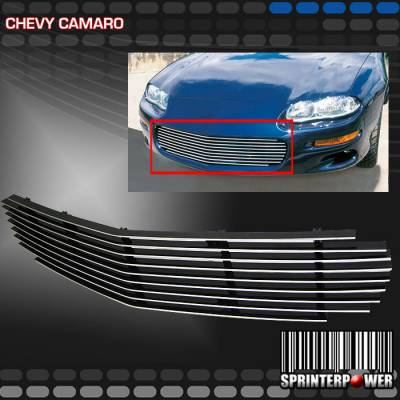 Grilles - Custom Fit Grilles - Custom - Aluminium Lower Billet Grille