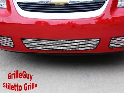 Grilles - Custom Fit Grilles - Custom - Lower 3PC Billet Grille