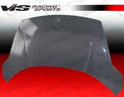 Gallardo - Hoods - VIS Racing - Lamborghini Gallardo VIS Racing OEM Black Carbon Fiber Hood - 03LBGAL2DOE-010C