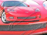 Grilles - Custom Fit Grilles - Custom - Front and Rear Mesh Grille