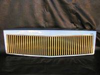 Grilles - Custom Fit Grilles - Custom - Classic Gold Front Grille