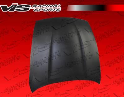 350Z - Hoods - VIS Racing. - Nissan 350Z VIS Racing Z34 Conversion Hood - 03NS3502DZ34-010