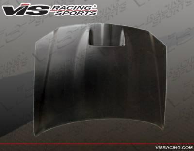 Magnum - Hoods - VIS Racing - Dodge Magnum VIS Racing Fiberglass Hood - 05DGMAG4DSRT-010