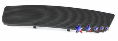 Grilles - Custom Fit Grilles - APS - Ford Ranger APS Grille - F85342H
