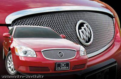 Grilles - Custom Fit Grilles - Custom - Stainless Steel Fine Mesh Grille