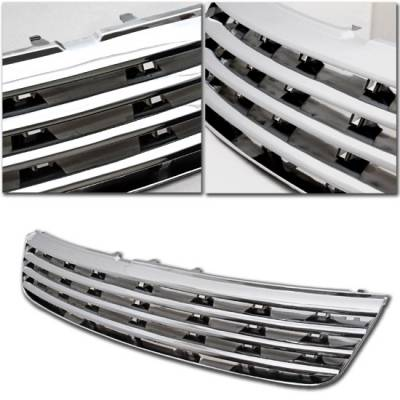 Grilles - Custom Fit Grilles - Custom - VW Sport Chrome Grille
