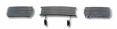 Grilles - Custom Fit Grilles - APS - Ford F450 APS Billet Grille - Bumper - Aluminum - F85388A