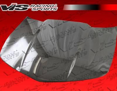 Camaro - Hoods - VIS Racing - Chevrolet Camaro VIS Racing OEM Black Carbon Fiber Hood - 10CHCAM2DOE-010C