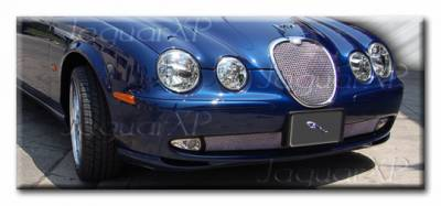 Grilles - Custom Fit Grilles - Custom - S-Type Lower Mesh Grille