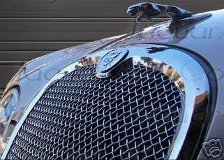 Grilles - Custom Fit Grilles - Custom - S-Type 06 Style Mesh Grille