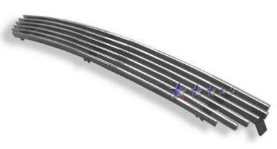 Grilles - Custom Fit Grilles - APS - Ford Mustang APS Billet Grille - Bumper - Aluminum - F86010A