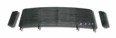 Grilles - Custom Fit Grilles - APS - Ford F250 APS Billet Grille - Upper - Aluminum - F86622A