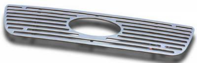 Grilles - Custom Fit Grilles - APS - Ford Escape APS CNC Grille - Upper - Aluminum - F95107A