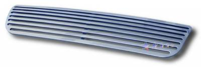 Grilles - Custom Fit Grilles - APS - Ford Escape APS CNC Grille - Bumper - Aluminum - F95108A
