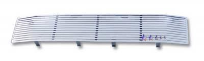 Grilles - Custom Fit Grilles - APS - Ford Flex APS CNC Perimeter Grille - F95220A