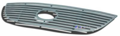 Grilles - Custom Fit Grilles - APS - Ford Windstar APS CNC Grille - Upper - Aluminum - F95333A