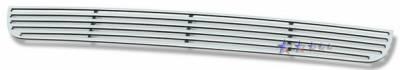 Grilles - Custom Fit Grilles - APS - Ford Explorer APS CNC Grille - Bumper - Aluminum - F95341A