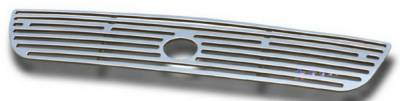 Grilles - Custom Fit Grilles - APS - Ford Expedition APS CNC Grille - Bumper - Aluminum - F95373A