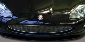 Grilles - Custom Fit Grilles - Custom - Arden Style XK8 XKR Stainless Steel Mesh Grille