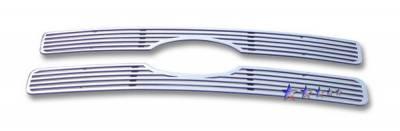 Grilles - Custom Fit Grilles - APS - Ford Escape APS CNC Perimeter Grille - F95783A