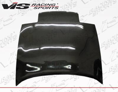 Celica - Hoods - VIS Racing - Toyota Celica VIS Racing OEM Style Carbon Fiber Hood - 90TYCEL2DOE-010C