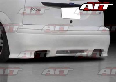 Focus ZX3 - Rear Bumper - AIT Racing - Ford Focus ZX3 AIT REV Style Rear Bumper - FF00HIREVRB3